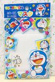 【震撼精品百貨】Doraemon_哆啦A夢~小叮噹日本棉布抗菌口罩-踢球#83962