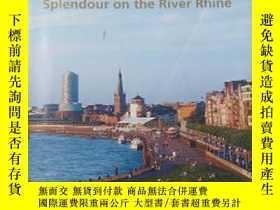 二手書博民逛書店DÜSSELDORF:Die罕見Pracht am Rhein