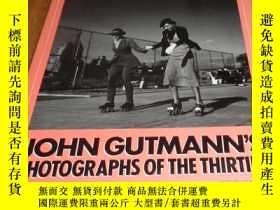 二手書博民逛書店2手英文罕見Restless Decade: John Gutm