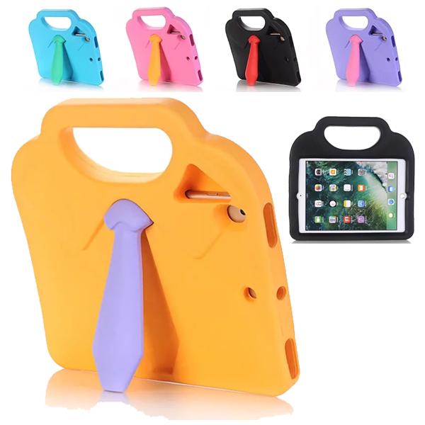 iPad Air Air2 領帶 平板保護殼 兒童防摔 平板殼 保護套 平板防摔殼 支架平板殼