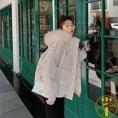 棉服棉襖女冬季棉衣寬鬆加厚學生短款羽絨保暖外套【雲木雜貨】