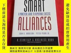 二手書博民逛書店Smart罕見Alliances: A Practical Gu