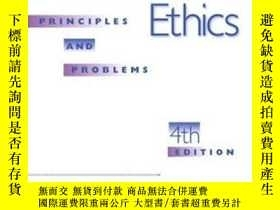 二手書博民逛書店Health罕見Care EthicsY364682 Thomas M. Garrett Prentice H