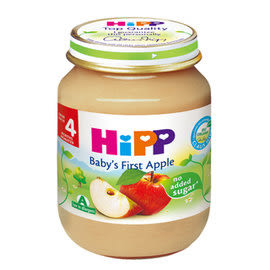 HiPP喜寶 有機純蘋果泥125g