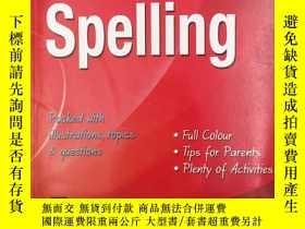 二手書博民逛書店Spelling,罕見Ages 8–11 (English):Y
