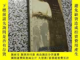 二手書博民逛書店the罕見coffin quiltY264179 ANN RIN