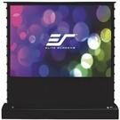 《名展影音》億立 FTE100H 100吋16:9電動上升張力幕 適用超短焦投影機
