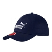 PUMA 深藍 刺繡LOGO 棒球帽 老帽 可調 男女皆可戴 (布魯克林) 05291918