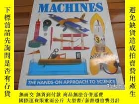 二手書博民逛書店MAKE罕見IT WORK! MACHINES, THE HAN