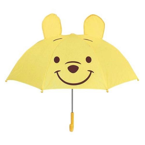 【震撼精品百貨】Winnie the Pooh 小熊維尼~ 造型兒童直傘 雨傘(47CM)06128