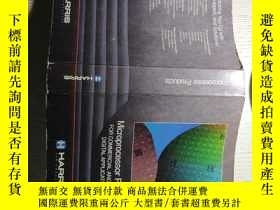 二手書博民逛書店microprocessor罕見products for com