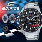 EDIFICE 高科技智慧工藝結晶賽車錶 EFR-558DB-1A CASIO EFR-558DB-1AVUDF