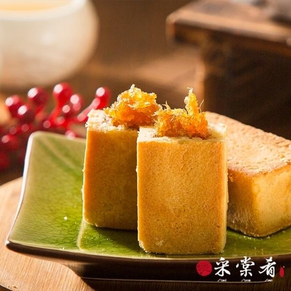 【采棠肴鮮餅鋪】土鳳梨酥12入(長條包裝)