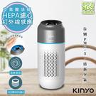 【KINYO】感應式空氣清淨機淨化器(A...