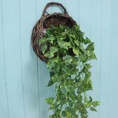 創意家居客廳墻面壁掛飾立體仿真植物墻飾餐廳酒吧墻壁墻上裝飾品 挪威森林