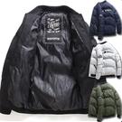 布標立領保暖防風鋪棉棒球外套/夾克/風衣 4色 M-4XL碼【CW434283】
