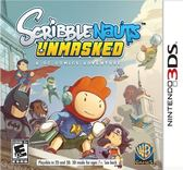 3DS Scribblenauts Unmasked - A DC Comics Adventure 塗鴉冒險家:DC漫畫大冒險(美版代購)