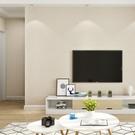 紗線無縫墻布臥室素色簡約現代客廳背景墻無...