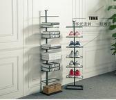 鐵藝鞋架多層簡易家用省空間經濟型現代簡約迷你宿舍收納小鞋櫃子RM 優惠三天