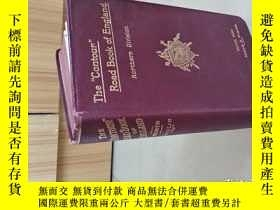 二手書博民逛書店the罕見contour road book of Englan