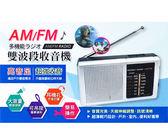 AM/FM雙波段收音機