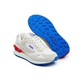FILA ZAGATO TR 紅藍中性運動鞋-NO.4C625U125