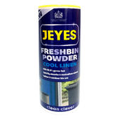 英國皇室御用 Jeyes 垃圾桶抗菌除臭芳香粉 550g (超值家庭號)