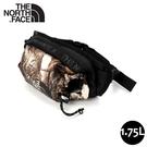 【The North Face 1.75L 多功能腰包《樹葉迷彩》】52RX/輕巧休閒腰包/側背包/隨行包/臀包/透氣/運動