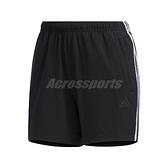 adidas 短褲 MH 1/4 Shorts 女款 黑 白 運動 訓練 【ACS】 FT2878