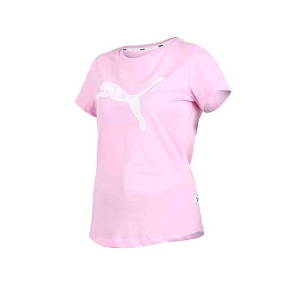 PUMA 女基本系列KA短袖T恤 (短T 短袖上衣 慢跑 路跑≡體院≡