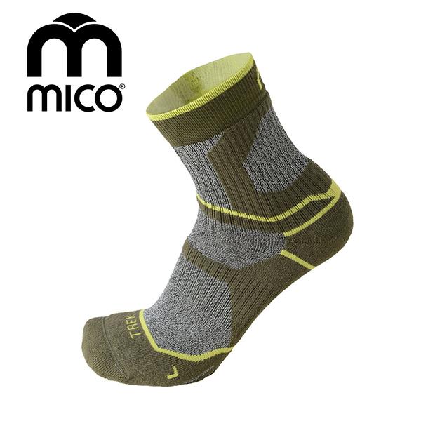 MICO Coolmax Trekking Corta Sock健行襪3058(18) / 城市綠洲 (義大利、萊卡、耐磨、襪子、彈性、涼爽舒適)