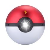 神奇三用精靈球行動電源正版投影暖手寶移動電源金屬寵物小寶貝pl