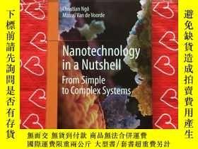 二手書博民逛書店Nanotechnology罕見in a Nutshell Fr