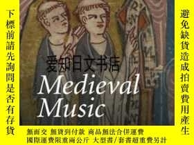 二手書博民逛書店【罕見】 The Cambridge Companion To Medieval MusicY175576 M