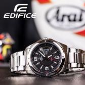 日本EDIFICE 高科技智慧工藝結晶賽車錶 45mm/EF-129D-1A/CASIO/SV/EF-129D-1AVDF  現+排單/免運!