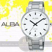 ALBA雅柏靜謐時刻簡約腕錶VJ32-X272S/AG8H35X1公司貨/情人節/禮物