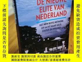 二手書博民逛書店De罕見nieuwe elite van Nederland:
