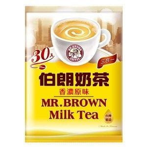 金車 伯朗奶茶-三合一香濃原味 (17gX30包入)/袋【康鄰超市】