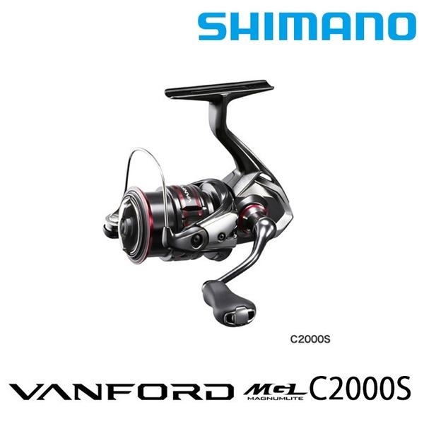 漁拓釣具 SHIMANO 20 VANFORD C2000S [紡車捲線器]