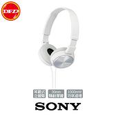 SONY MDR-ZX310AP 耳戴式立體聲耳機 (白)  台灣索尼 公司貨