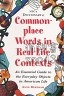 二手書R2YBb《Common-Place Words in Real-Life