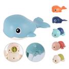 兒童洗澡玩具小烏龜 浴室洗澡動物發條玩具