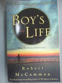【書寶二手書T9/原文小說_KJW】Boy s Life_McCammon, Robert R.