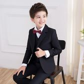 韓版兒童小西裝套裝LVV3676【KIKIKOKO】