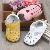 新款優質牛皮童鞋可愛寶寶學步鞋女寶寶