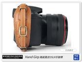 【分期0利率,免運費】Herringbone 漢尼寶 單眼DSLR 真皮手腕帶 駝黃色(適用700D/7D/D700/D7100/D610/5D3/6D)