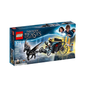【LEGO 樂高 積木】LT-75951 哈利波特 Harry Potter 葛林戴華德的逃脫 Grindelwald s Escape(132pcs)