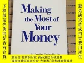 二手書博民逛書店Making罕見the Most of Your Money【英