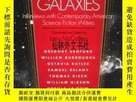 二手書博民逛書店【罕見】Across The Wounded Galaxies: