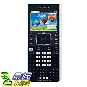(網購退回二手良品只有一個) Texas Instruments TI-Nspire CX Graphing Calculator _t01